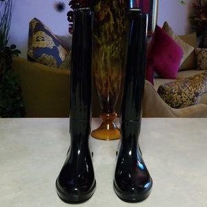 New Coach Rubber Boots-7